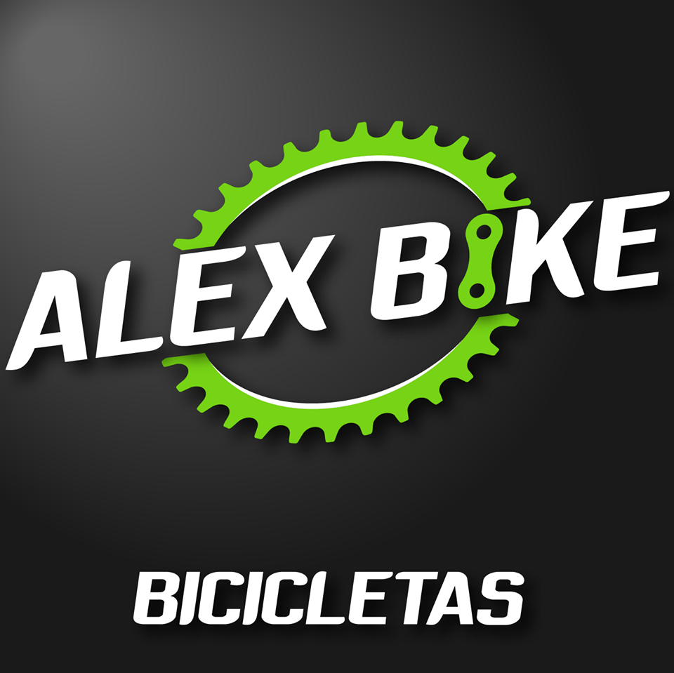 Logo BICICLETAS ALEX BIKE