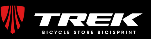 Logo TREK BICYCLES STORE (BICISPRINT)