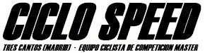 Logo CICLO SPEED