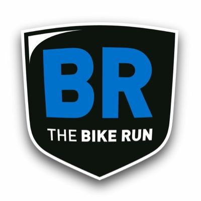 Logo BICICLETAS THE BIKE RUN