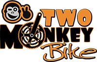 Logo TWO MONKEY BIKE