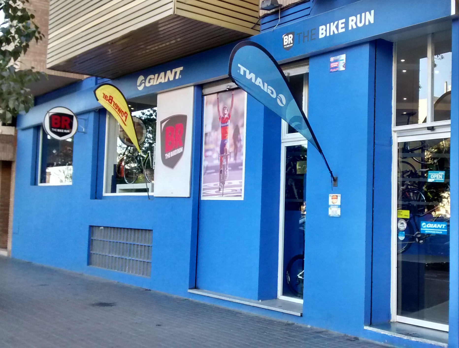 Tienda BICICLETAS THE BIKE RUN