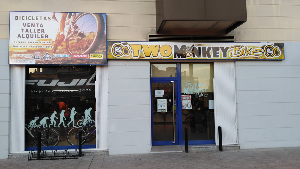 Tienda TWO MONKEY BIKE